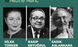 """Nazım Hikmet Kültürevi Söyleşi - """"Nezihe Meriç'in Oyun Yazarlığı"""""""