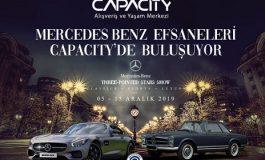 Capacity AVM Mercedes-Benz Efsane Otomobiller Sergisi