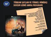 ÇYDD Türkan Saylan ve Türkel Minibaş Doğum Günü Anma Programı