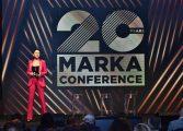 MARKA Konferansı 20. yılını coşkuyla kapattı