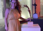 Melda Akın, şimdi de heykelleriyle Türk kadınını temsil ediyor!