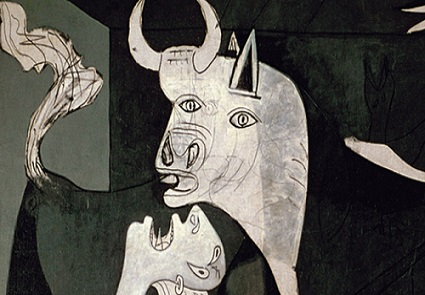 "PABLO PICASSO'nun ""GUERNICA"" eseri üzerine - Aysu Altaş yazdı..."