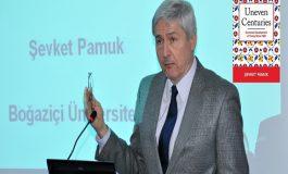 "Şevket Pamuk'a ""BOOK PRIZE MIDDLE EAST STUDIES"" Ödülü"