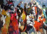 ARTEV Sanat Galerisi Resim Sergisi - Alp Bartu ''Renklerle Gelen''
