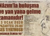 Nâzım Hikmet Kültür Merkezi Okuma Tiyatrosu 'İnsanlık Ölmedi Ya'