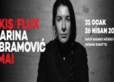 MARINA ABRAMOVIC, İstanbul'da!