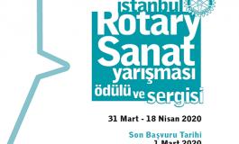 Rotary Sanat Yarışması başvuruları başladı