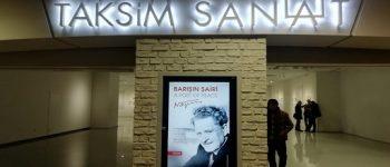 """""""Nazım – Barışın Şairi"""" Taksim Sanat'ta!"""