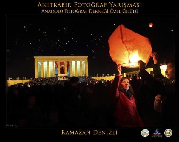 ANADOLU FOTOĞRAF DERNEĞİ ÖZEL ÖDÜLÜ
