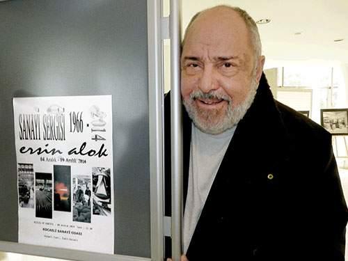 Photo of İLK'LERİN FOTOĞRAFÇISI: ERSİN R. ALOK