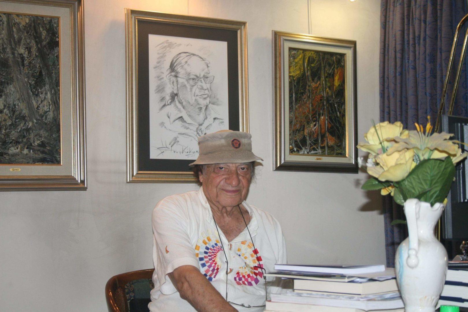 Photo of 65 Yıllık Sanat Hayatı ile Habib Gerez…