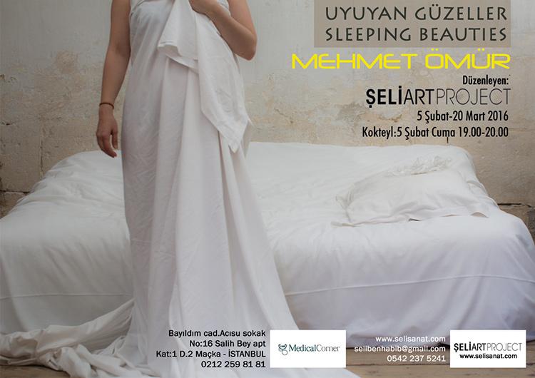 Fotoğraf Sergisi | Mehmet Ömür  'Uyuyan Güzeller'