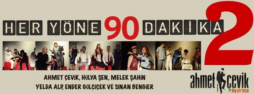 """Photo of Bizi bize anlatan bir oyun: """"Her yöne 90 Dakika-2"""""""
