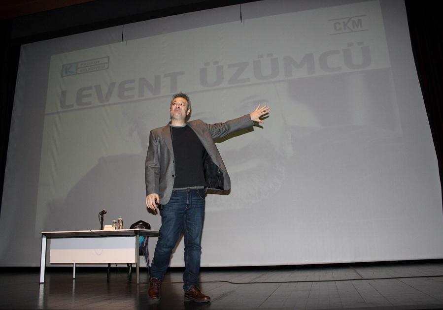 Photo of Levent Üzümcü ile 'Sanat ve Sansür'