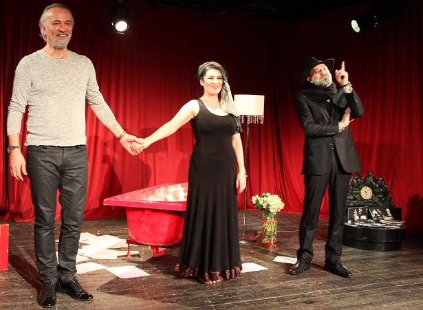 """Photo of """"Bir Küvetlik Şizofreni"""" Okuma Tiyatrosu"""