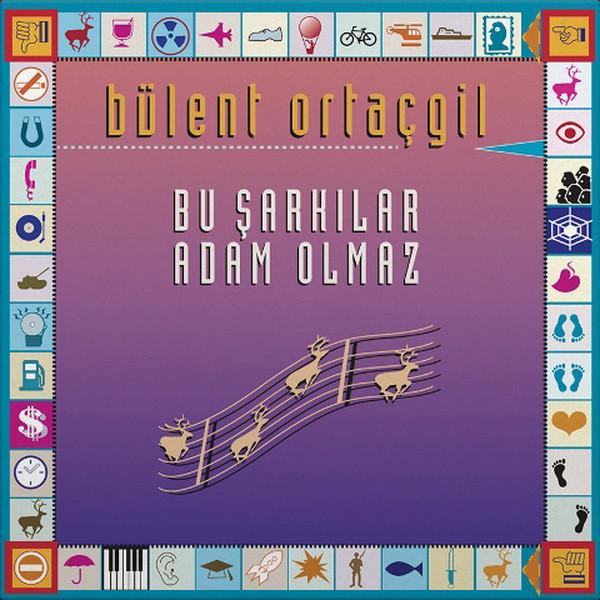 Photo of Bülent Ortaçgil'den Koleksiyonluk Plak!