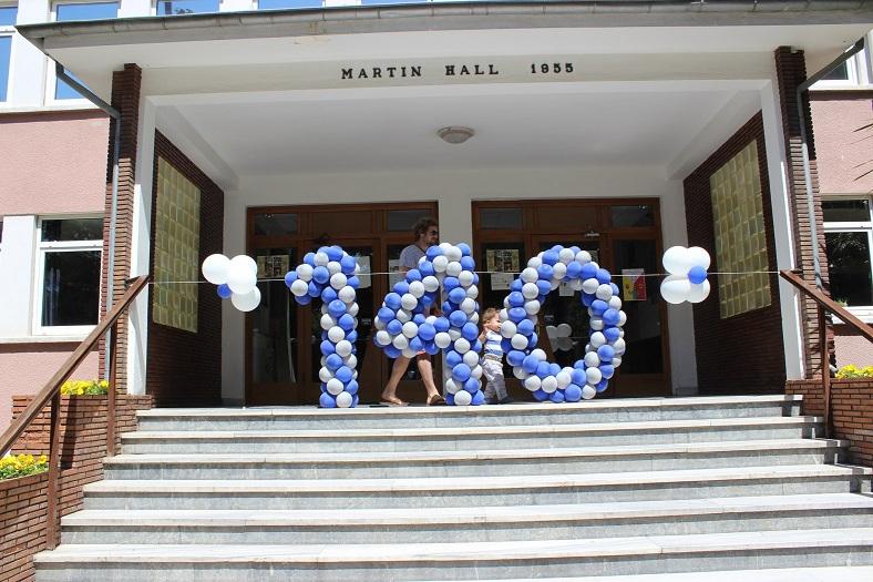 Photo of Üsküdar Amerikan Lisesi 140. Yılını Kutluyor.