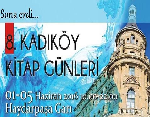 Photo of Kadıköy Kitap Günleri Tamamlandı.