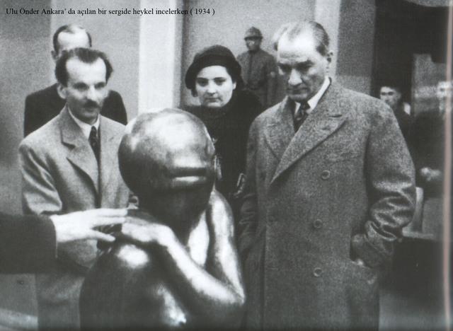 Photo of Atatürk, Sanatçılar ve Din – Mustafa Günen yazdı…