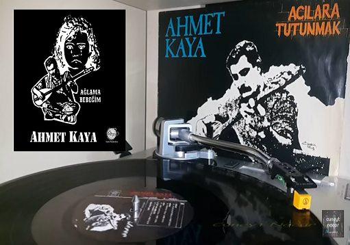 Photo of Ahmet Kaya Albümleri 'Plak'larda!