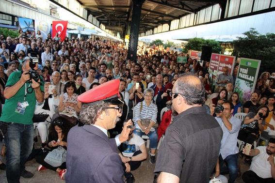 Photo of 9. Kadıköy Kitap Günleri Tamamlandı. – Nasuh Bektaş yazdı…