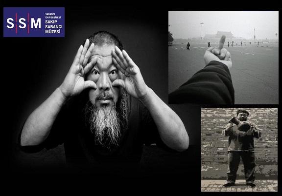 Photo of Ai Weiwei, Sakıp Sabancı Müzesi'ndeki sergisi için İstanbul'da!