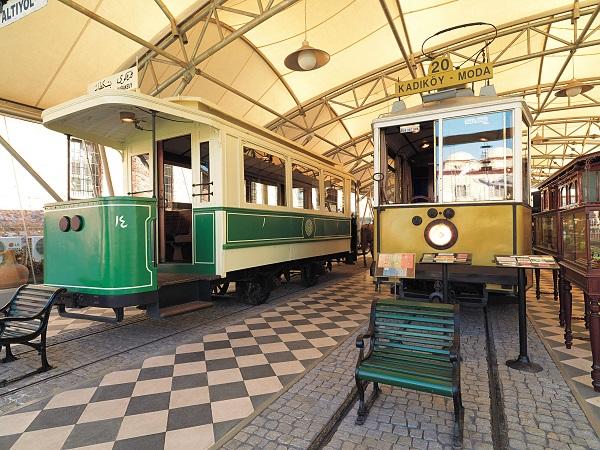 Photo of İstanbul tramvayının 145. doğum günü Rahmi M. Koç Müzesi'nde kutlanıyor.