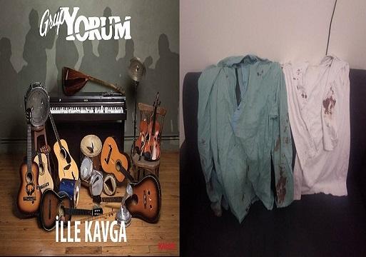Photo of Grup Yorum 'İlle Kavga' dedi!