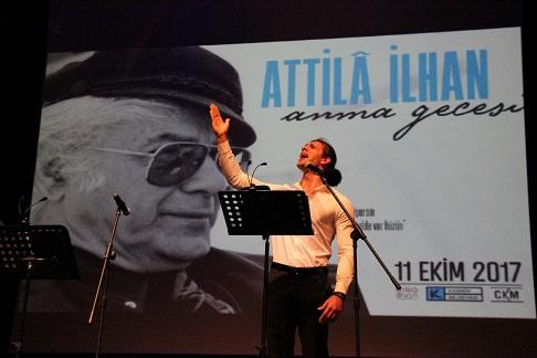 Photo of Attilâ İlhan Kadıköy'de Anıldı.