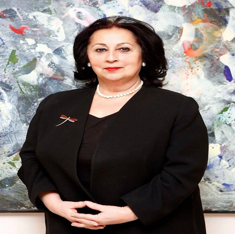 Photo of Prof. Dr. Nazan Erkmen'i kaybettik!