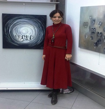Photo of İstanbul Altunizade Kültür ve Sanat Merkezi Resim Sergisi – Tülay Hayat Kılık 'Kalbim Mühürlenmeden'