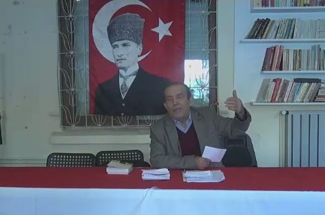 Photo of Mehmet Ulusoy ile Postmodern Sanat-Edebiyat Eleştirisi