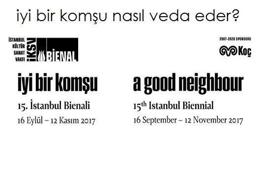 Photo of 15. İstanbul Bienali Sona Erdi!