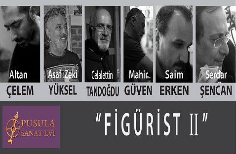 Photo of Usta sanatçıların 'Figür'lerinden insanın iç dünyasına yolculuklar…