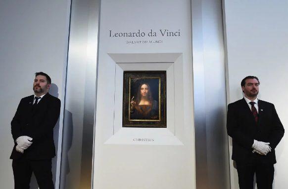 Photo of 'Dünyanın Kurtarıcısı' 450 milyon dolar!