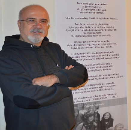 Photo of Celalettin Tandoğdu Anlatıyor: 'Bir Grup İnsan sanat platformu nasıl doğdu?'