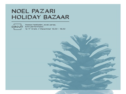 Photo of CIRCUIT HOLIDAY BAZAAR – CIRCUIT Noel Pazarı