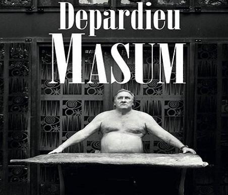 DEPARDIEU'nun yeni kitabı 'Masum'iyeti arayanlara! 1