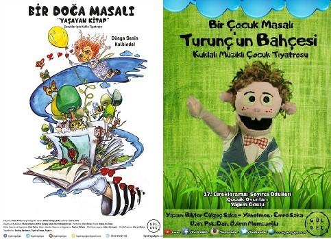 Photo of Caddebostan Kültür Merkezi ve Dasdas Sahne – Tiyatro Gülgeç (Çocuklar İçin Kukla Tiyatrosu)