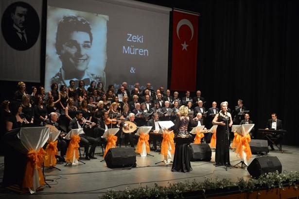 Photo of Zeki Müren doğum gününde eserleriyle anıldı!