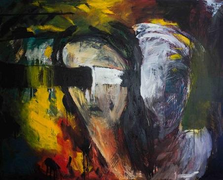 "Photo of F Sanat Galeri Resim Sergisi – Maryam Salahi ""Kimlikler Lütfen"""