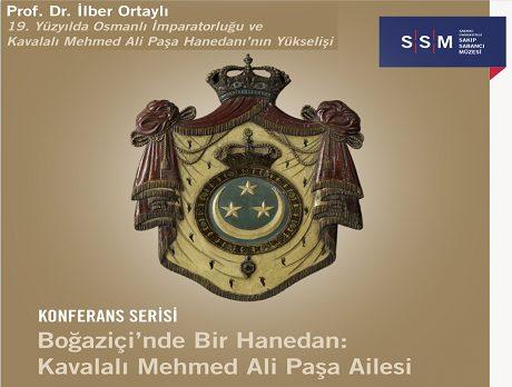 """Photo of Sakıp Sabancı Müzesi Konferans – İlber Ortaylı """"19. Yüzyılda Osmanlı İmparatorluğu ve Kavalalı Mehmed Ali Paşa Hanedanı'nın Yükselişi"""""""