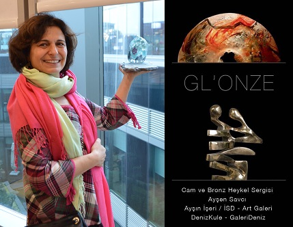 Photo of Cam ile Bronz birleşince: 'GL'ONZE'