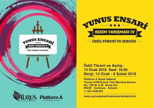 Photo of Yunus Ensari Resim Yarışması'nın kazananları belli oldu!