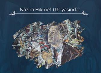 Photo of NÂZIM HİKMET 116. DOĞUM GÜNÜNDE SARIYER'DE ANILIYOR