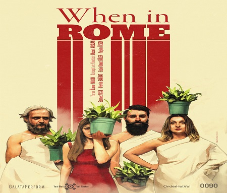 "GalataPerform – Platform 0090 Tiyatro – ""When in Rome"""