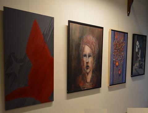 Photo of 'Bir Grup İnsan' Sanat Platformu'ndan İkinci Sergi