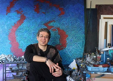 Photo of AHMET YEŞİL, NEW YORK ART EXPO FUARI'NDA TÜRKİYE'Yİ TEMSİL EDİYOR!