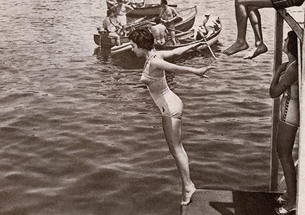 Photo of Pera Müzesi ve İstanbul Araştırmaları Enstitüsü –  İstanbul'da Deniz Sefası: Deniz Hamamından Plaja Nostalji