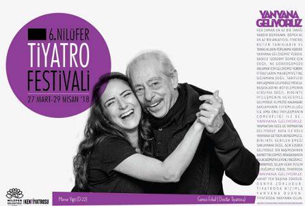 Photo of Bursa'da Nilüfer Tiyatro Festivali'ne büyük ilgi!